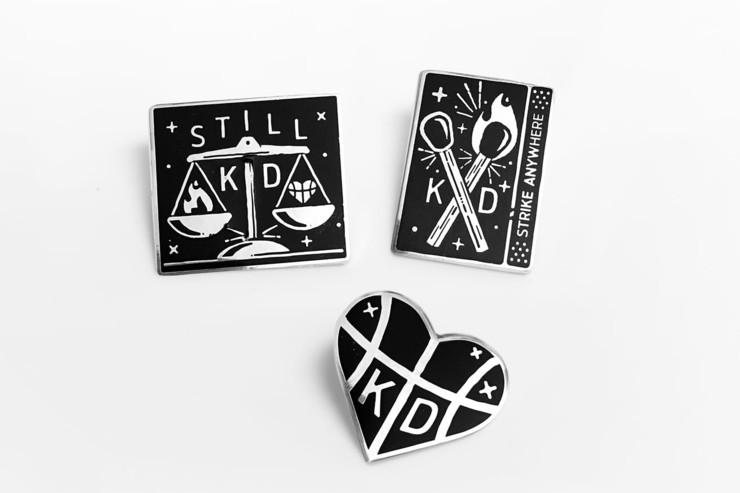 still kd pins